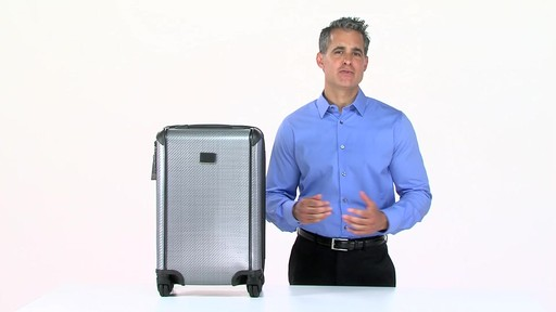 Tumi Tegra Lite International Carry-On - eBags.com - image 10 from the video