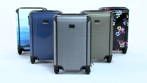 Tumi Tegra Lite International Carry-On - eBags.com - image 2 from the video