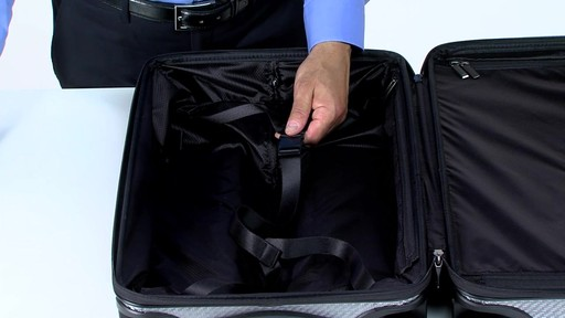 Tumi Tegra Lite International Carry-On - eBags.com - image 7 from the video