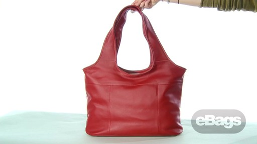 Piel Laptop Hobo Rundown » eBags Video