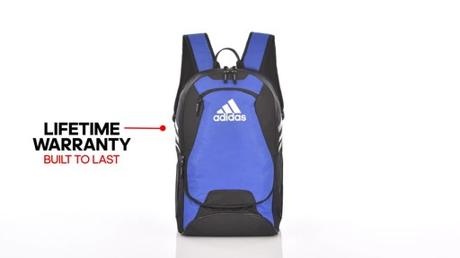 adidas Stadium II Backpack - image 1 from the video