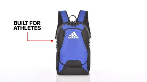 adidas Stadium II Backpack - image 2 from the video