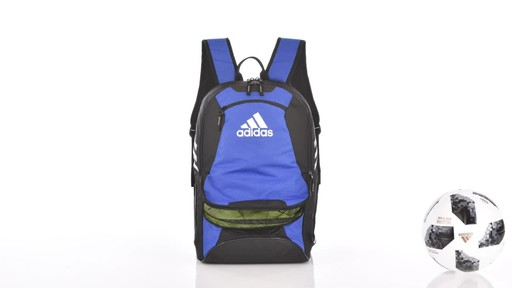 adidas Stadium II Backpack - image 6 from the video