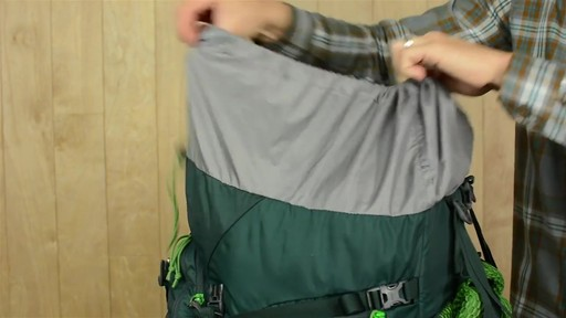 Kelty Redcloud 110 Hiking Backpack - image 2 from the video