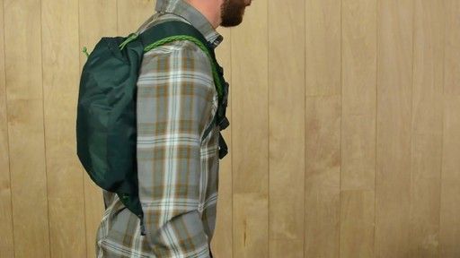 Kelty Redcloud 110 Hiking Backpack - image 5 from the video