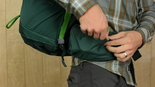 Kelty Redcloud 110 Hiking Backpack - image 6 from the video