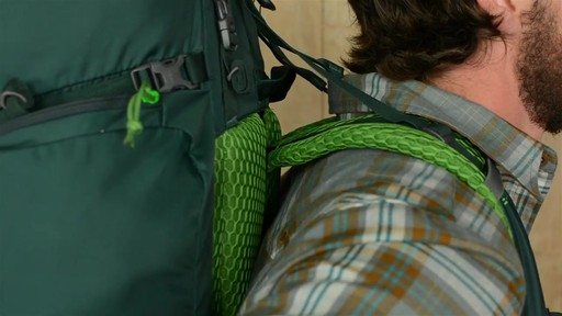Kelty Redcloud 110 Hiking Backpack - image 7 from the video