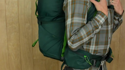 Kelty Redcloud 110 Hiking Backpack - image 8 from the video