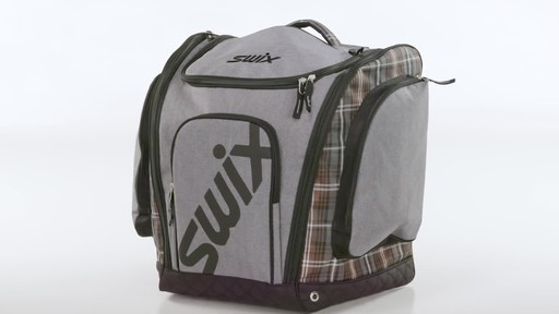 Swix Simon Tri Boot Pack - image 1 from the video