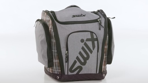 Swix Simon Tri Boot Pack - image 10 from the video