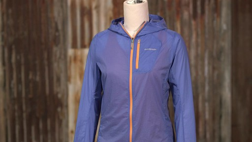 Patagonia Womens Houdini Jacket - image 1 from the video