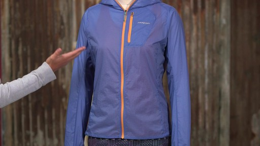 Patagonia Womens Houdini Jacket - image 3 from the video