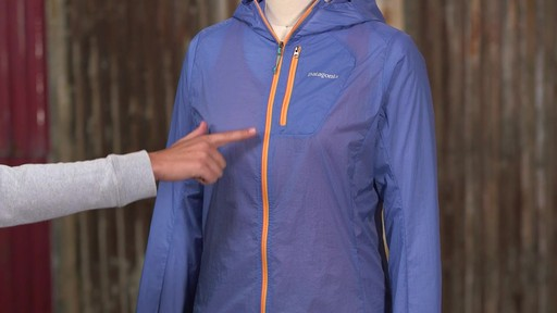 Patagonia Womens Houdini Jacket - image 5 from the video