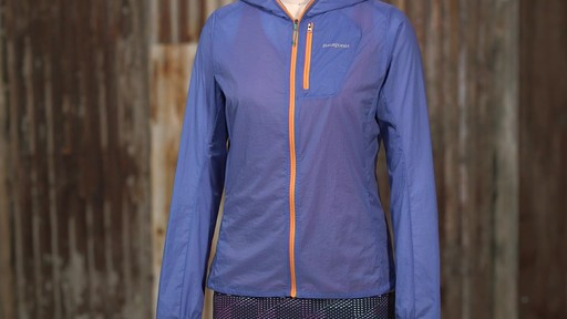 Patagonia Womens Houdini Jacket - image 9 from the video