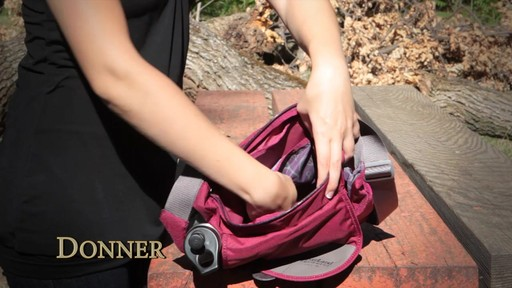 Overland Equipment Donner Shoulder Bag - image 7 from the video