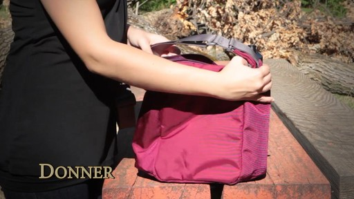 Overland Equipment Donner Shoulder Bag - image 8 from the video