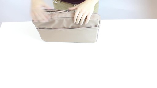 McKlein USA Auburn Laptop Sleeve - image 9 from the video