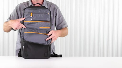 Lowepro Urbex BP 24L Laptop Backpack - image 2 from the video