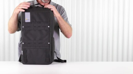 Lowepro Urbex BP 24L Laptop Backpack - image 3 from the video