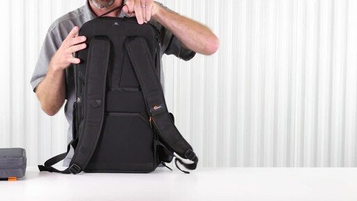 Lowepro Urbex BP 24L Laptop Backpack - image 5 from the video