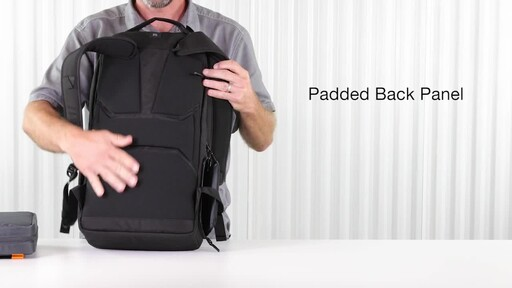 Lowepro Urbex BP 24L Laptop Backpack - image 7 from the video