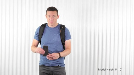 Lowepro Urbex BP 24L Laptop Backpack - image 9 from the video