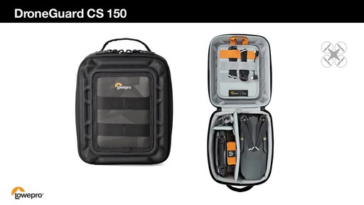 Lowepro DroneGuard CS 150 Case - image 10 from the video
