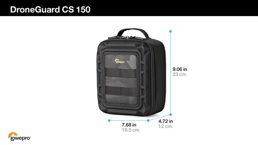 Lowepro DroneGuard CS 150 Case - image 9 from the video