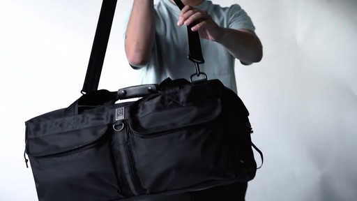 Chrome Industries Osiris Duffle - image 2 from the video