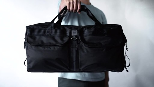 Chrome Industries Osiris Duffle - image 5 from the video