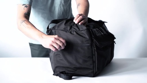 Chrome Industries Osiris Duffle - image 7 from the video