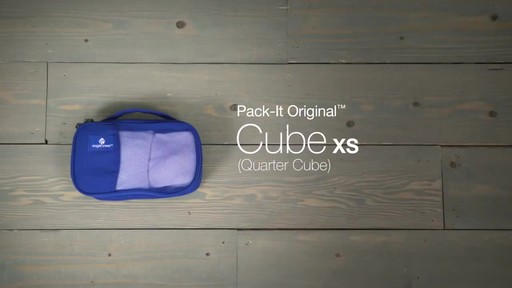 Eagle Creek Pack-It Quarter Cube - image 10 from the video