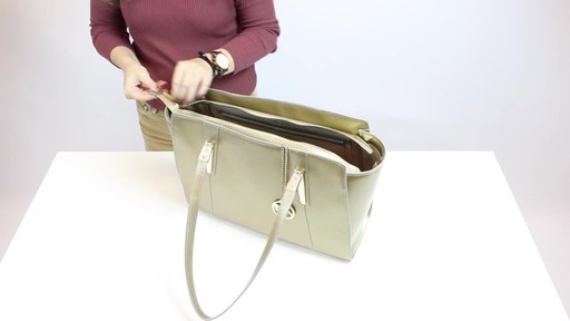 McKlein USA Aldora Tote - image 9 from the video