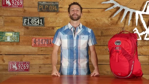 Osprey Radial Cycling Backpacks - image 1 from the video