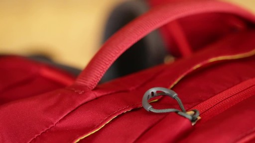 Osprey Radial Cycling Backpacks - image 3 from the video