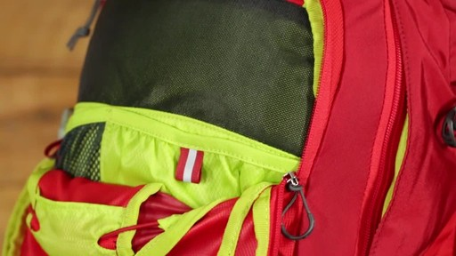 Osprey Radial Cycling Backpacks - image 4 from the video