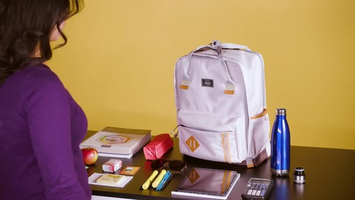 American Tourister Cooper Laptop Backpack - image 1 from the video