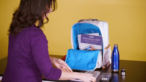American Tourister Cooper Laptop Backpack - image 4 from the video
