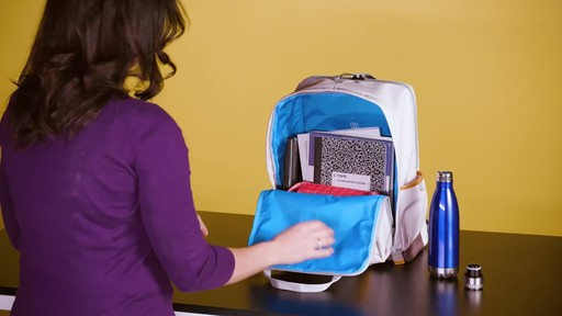 American Tourister Cooper Laptop Backpack - image 5 from the video