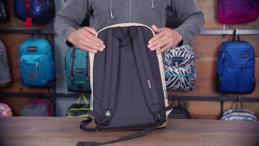 JanSport Right Pack Laptop Backpack - eBags.com - image 4 from the video