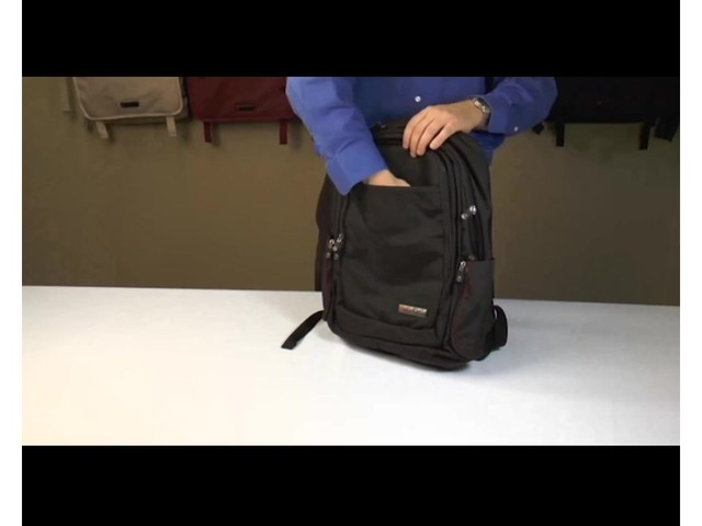 ecbc Javelin Daypack - eBags.com - image 5 from the video