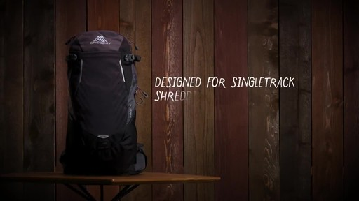 Gregory Endo 3D-Hydro Backpacks - image 1 from the video