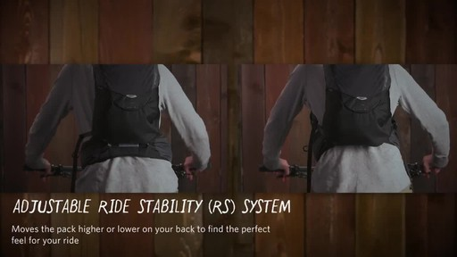 Gregory Endo 3D-Hydro Backpacks - image 2 from the video