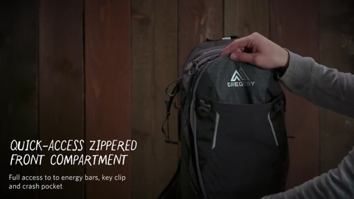 Gregory Endo 3D-Hydro Backpacks - image 6 from the video