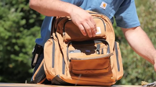 Carhartt Deluxe Work Pack - image 5 from the video