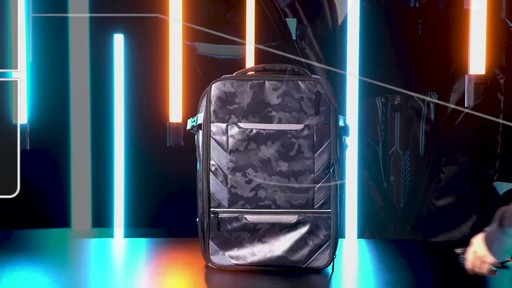 Samsonite Remagg Shieldpack - image 6 from the video