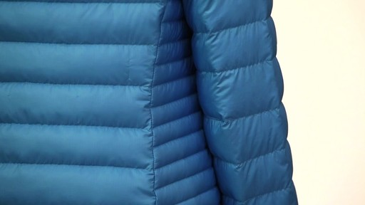 Patagonia Womens Down Sweater Hoody - image 3 from the video