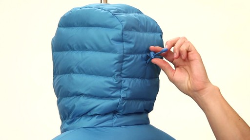 Patagonia Womens Down Sweater Hoody - image 6 from the video