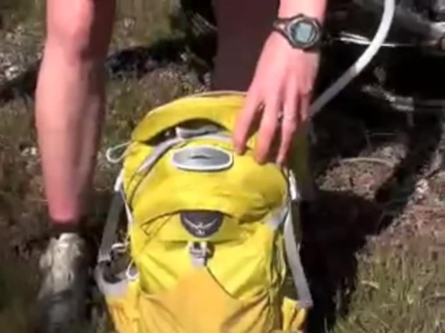 Osprey - Raptor Hydration Pack - image 4 from the video
