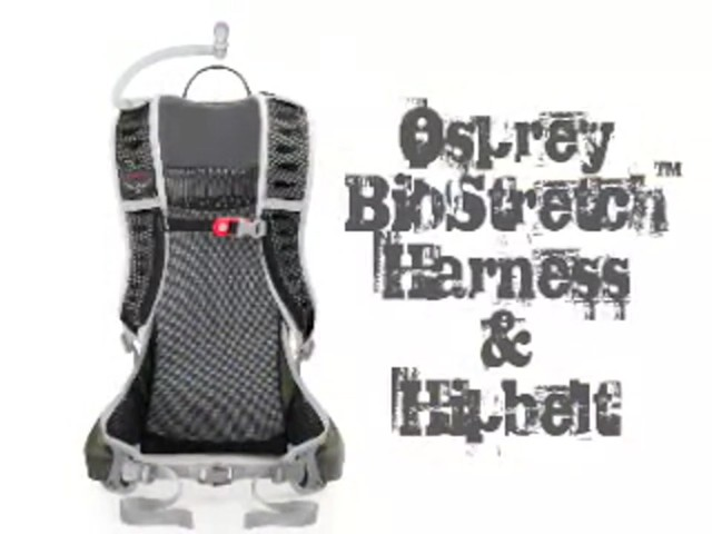 Osprey - Raptor Hydration Pack - image 6 from the video